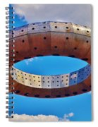 The Water-less Ring Spiral Notebook
