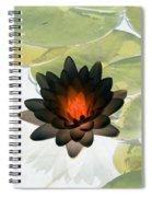 The Water Lilies Collection - Photopower 1034 Spiral Notebook