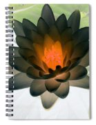 The Water Lilies Collection - Photopower 1035 Spiral Notebook