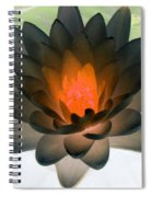 The Water Lilies Collection - Photopower 1036 Spiral Notebook