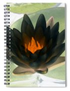 The Water Lilies Collection - Photopower 1037 Spiral Notebook