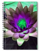 The Water Lilies Collection - Photopower 1114 Spiral Notebook
