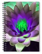The Water Lilies Collection - Photopower 1115 Spiral Notebook