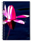 The Water Lily... Spiral Notebook