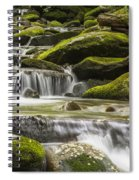 The Water Will Spiral Notebook