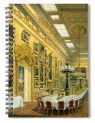 The Waterloo Gallery, Apsley House Spiral Notebook