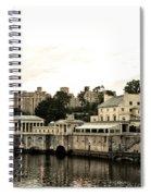 The Waterworks Spiral Notebook