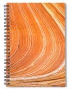 The Wave II Spiral Notebook