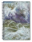 The Wave Spiral Notebook