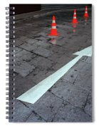 The Way Forward Spiral Notebook
