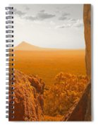 The Way To Frenchman's Peak Spiral Notebook