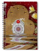 The Way To Heavens Gate Spiral Notebook