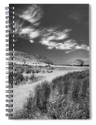 The Way To The Beach Spiral Notebook