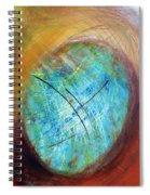 The Web Of Life Spiral Notebook