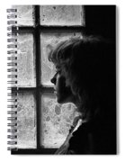 The Web Of Past Love 1980 Spiral Notebook