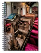The Welsh Bible Spiral Notebook