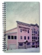 The Westminster Hotel Aka The Pit Spiral Notebook