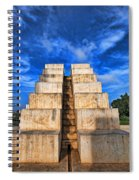 The White City Spiral Notebook