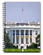 The Whitehouse - Washington Dc Spiral Notebook
