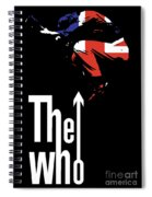 The Who No.01 Spiral Notebook