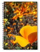 The Wildflowers Are Here And Spring Has Arrived Spiral Notebook