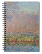 The Willow Spiral Notebook