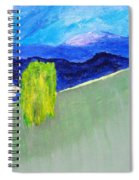 The Willow On The Hill #2 Spiral Notebook