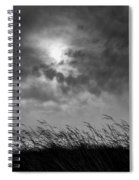 The Wind That Shakes The Grass Spiral Notebook