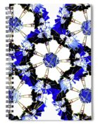 The Windmills Of My Mind Bouquet Spiral Notebook