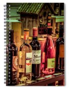 The Wine Shop Spiral Notebook