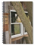 The Winery Spiral Notebook