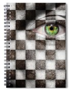 The Winner Spiral Notebook
