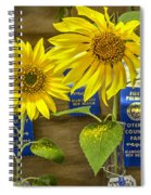 The Winners Spiral Notebook