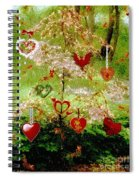 The Wishing Tree Spiral Notebook