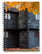 The Witch House Spiral Notebook