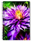 The Witch Queen Of New Orleans  Spiral Notebook