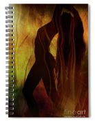 The Witches Dance... Spiral Notebook