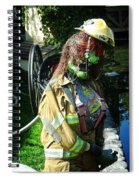 The Witches Fire Department Spiral Notebook