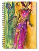 The Witches From Las Palmas Spiral Notebook