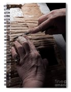 The Wood Carver Spiral Notebook