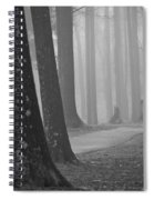 The Woods Spiral Notebook
