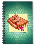 The Word Spiral Notebook