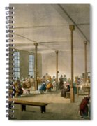 The Workhouse, St James, Parish, London Spiral Notebook