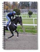 The Workout Spiral Notebook
