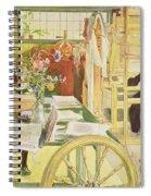 The Workroom, Pub. In Lasst Licht Hinin Spiral Notebook
