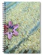 The Workshop Floor Spiral Notebook