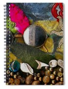 The World Is So Wonderful A Must See Popart Spiral Notebook