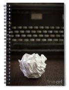 The Writer Spiral Notebook