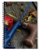 The X Men Spiral Notebook