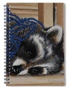 The Yarn Won Spiral Notebook